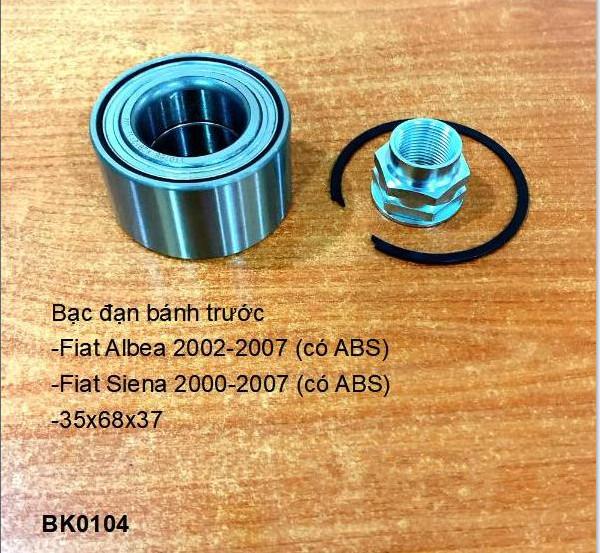 Bạc đạn bánh Fiat Albea 2002-2007 (có ABS)
