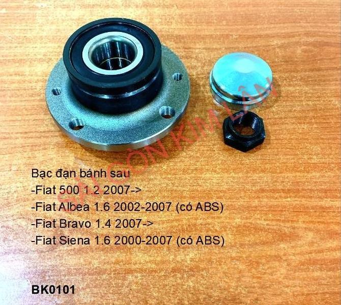 Bạc đạn bánh Fiat Albea 1.6 2002-2007 (có ABS)