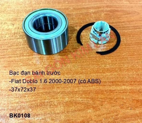 Bạc đạn bánh Fiat Doblo 1.6 2000-2007 (có ABS)