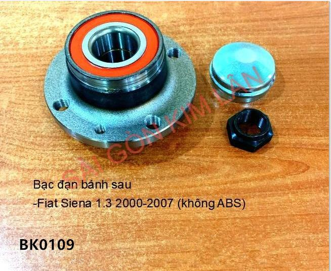 Bạc đạn bánh Fiat Siena 1.3 2000-2007 (không ABS)