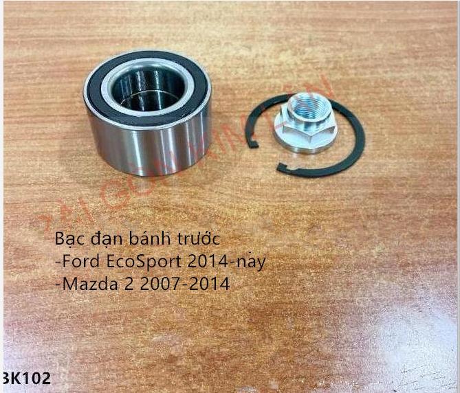 Bạc đạn bánh Mazda 2 2007-2014