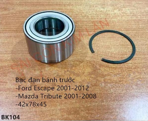 Bạc đạn bánh Mazda Tribute 2001-2008