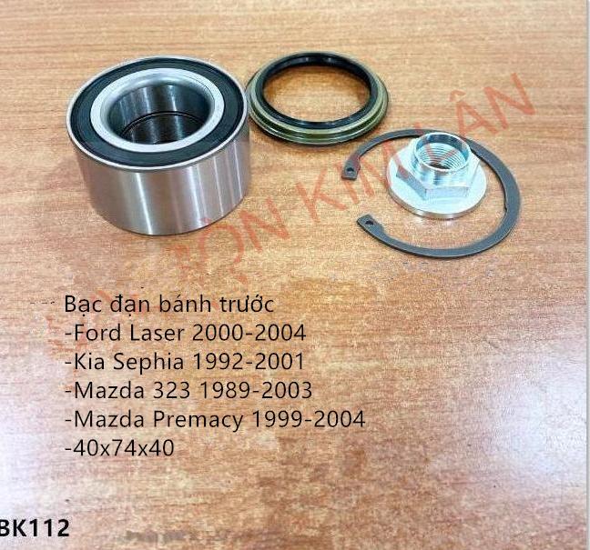 Bạc đạn bánh Ford Laser 2000-2004