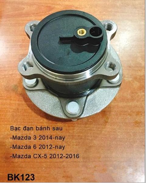 BẠC ĐẠN BÁNH Mazda 6 2012-nay