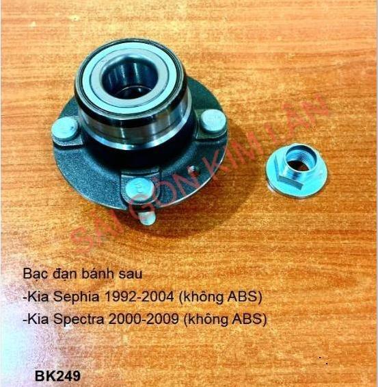 Bạc đạn bánh Kia Sephia 1992-2004 (không ABS)