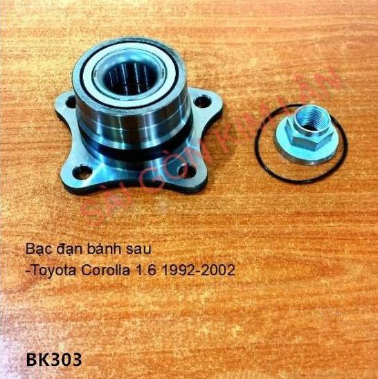 Bạc đạn bánh Toyota Corolla 1.6 1992-2002