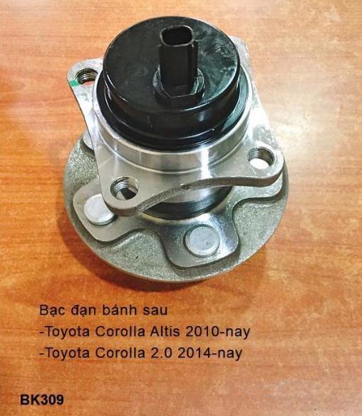 Bạc đạn bánh Toyota Corolla 2.0 2014-nay
