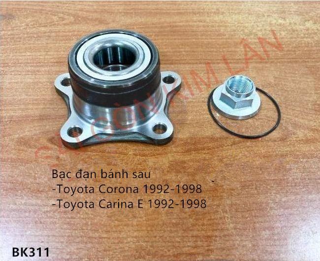 Bạc đạn bánh Toyota Corona 1992-1998