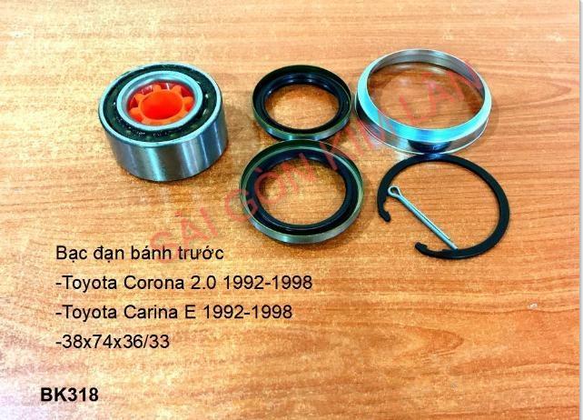 Bạc đạn bánh Toyota Corona 2.0 1992-1998