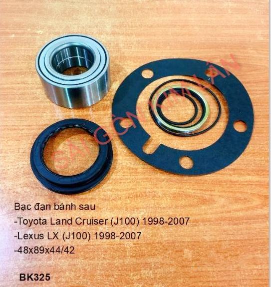 Bạc đạn bánh Toyota Land Cruiser (J100) 1998-2007