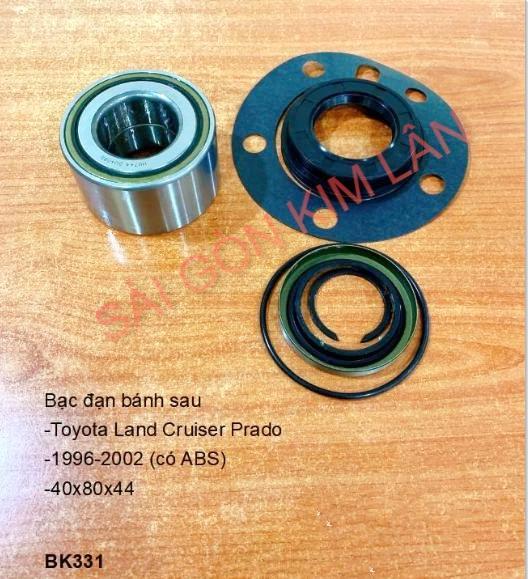 Bạc đạn bánh Toyota Land Cruiser Prado 1996-2002 (có ABS)