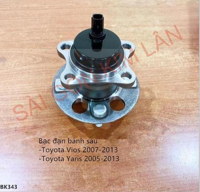 Bạc đạn bánh Toyota Yaris 2005-2013