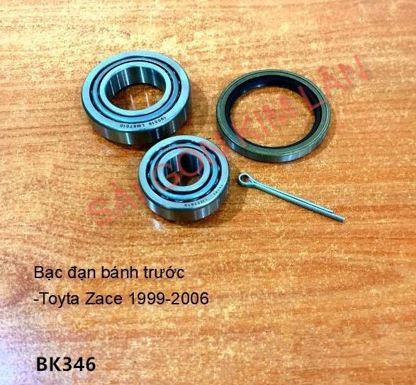 Bạc đạn bánh Toyota Zace 1999-2006