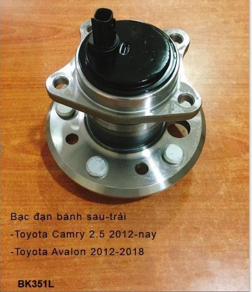 BẠC ĐẠN BÁNH Toyota Avalon 2012-2018