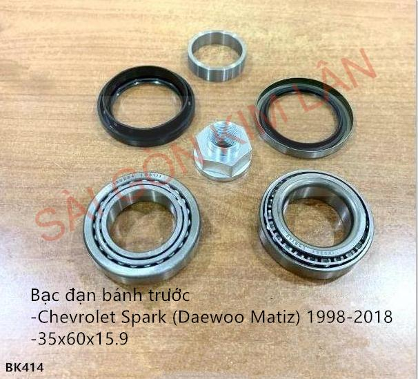 Bạc đạn bánh Chevrolet Spark (Daewoo Matiz) 1998-2018