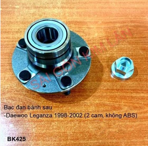 Bạc đạn bánh Daewoo Leganza 1998-2002 (2 cam, không ABS)