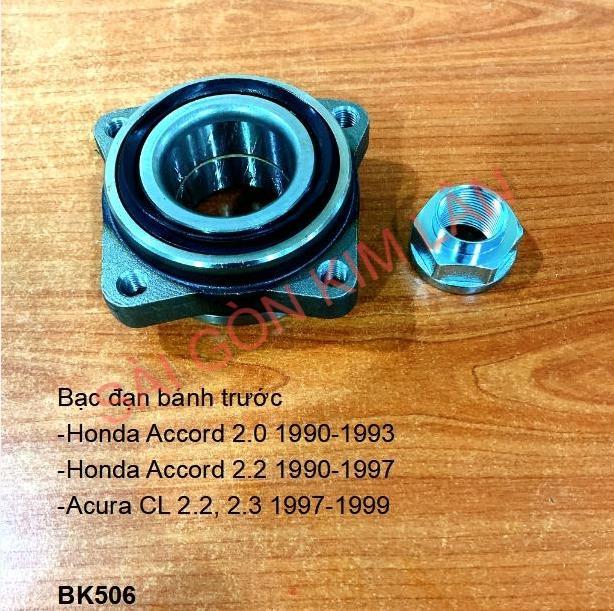 Bạc đạn bánh Honda Accord 2.0 1990-1993