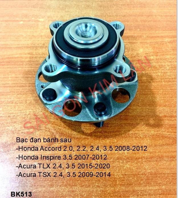 Bạc đạn bánh Acura TSX 2.4, 3.5 2009-2014