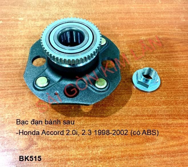 Bạc đạn bánh Honda Accord 2.0i, 2.3 1998-2002 (có ABS)