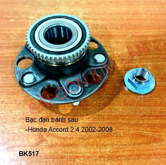 Bạc đạn bánh Honda Accord 2.4 2002-2008