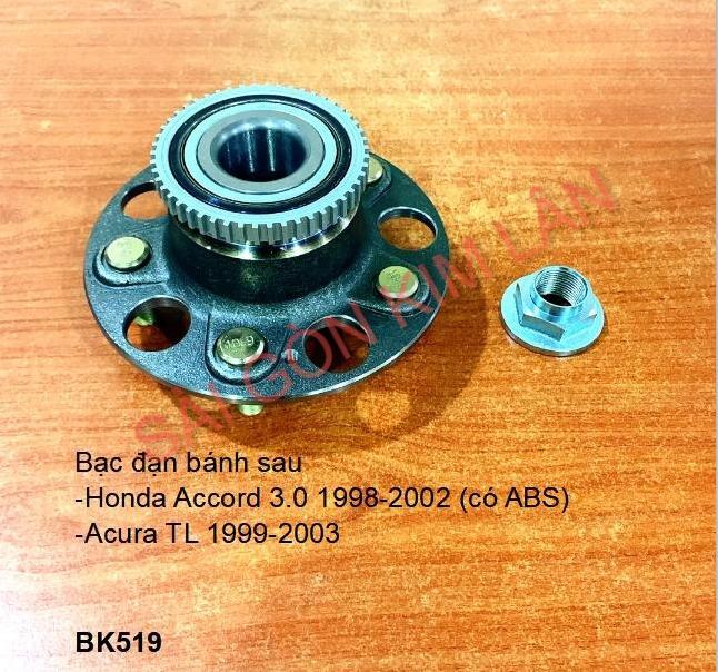 Bạc đạn bánh Honda Accord 3.0 1998-2002 (có ABS)