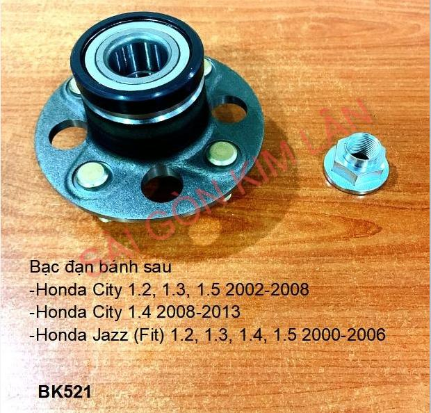 Bạc đạn bánh Honda Civic 1.4, 1.6, 1.8, 2.2 CTDi 2006-2012