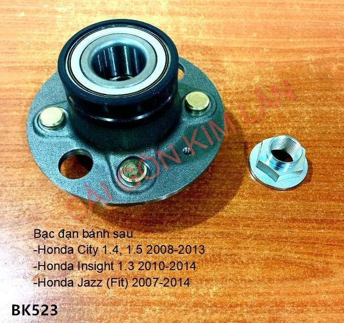 Bạc đạn bánh Honda Insight 1.3 2010-2014