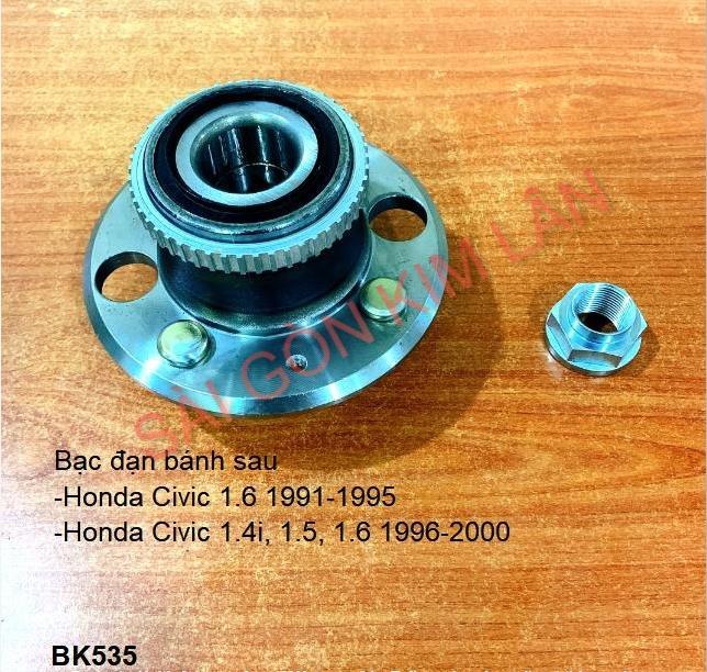 Bạc đạn bánh Honda Civic 1.6 1991-1995
