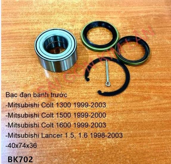 Bạc đạn bánh Mitsubishi Colt 1300 1999-2003