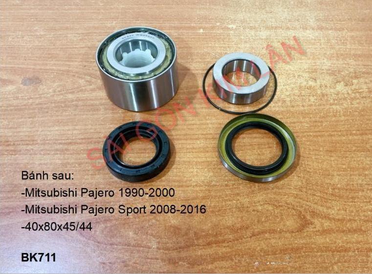 Bạc đạn bánh Mitsubishi Pajero Sport 2008-2016