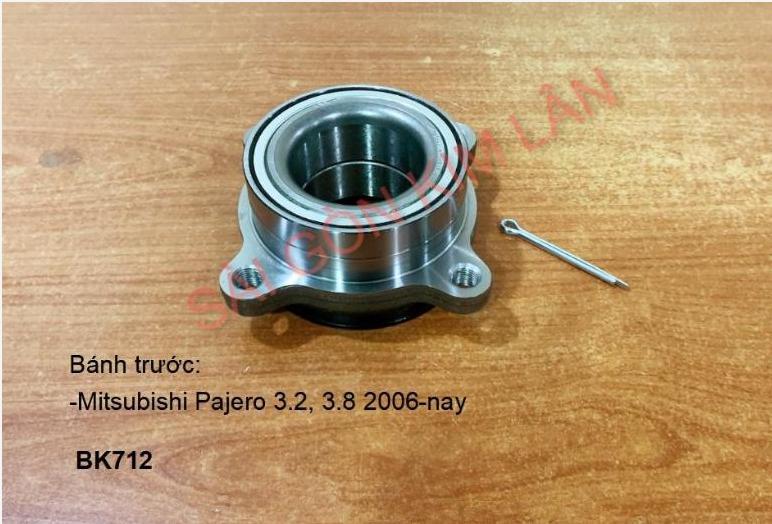Bạc đạn bánh Mitsubishi Pajero 3.2, 3.8 2006-nay