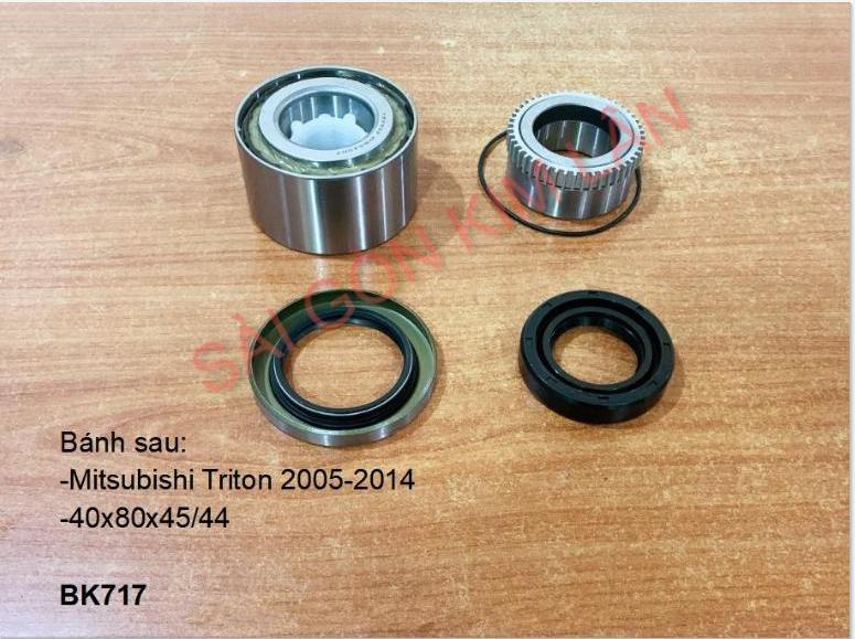 Bạc đạn bánh Mitsubishi Triton 2005-2014