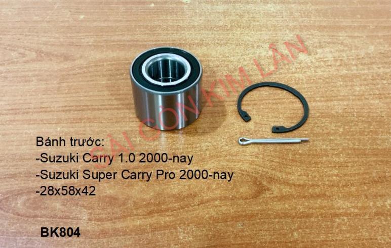 Bạc đạn bánh Suzuki Carry 1.0 2000-nay