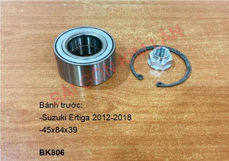 Bạc đạn bánh Suzuki Ertiga 2012-2018