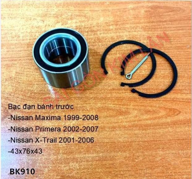 Bạc đạn bánh Nissan Maxima 1999-2008