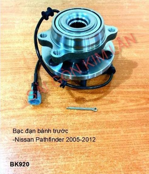 Bạc đạn bánh Nissan Pathfinder 2005-2012