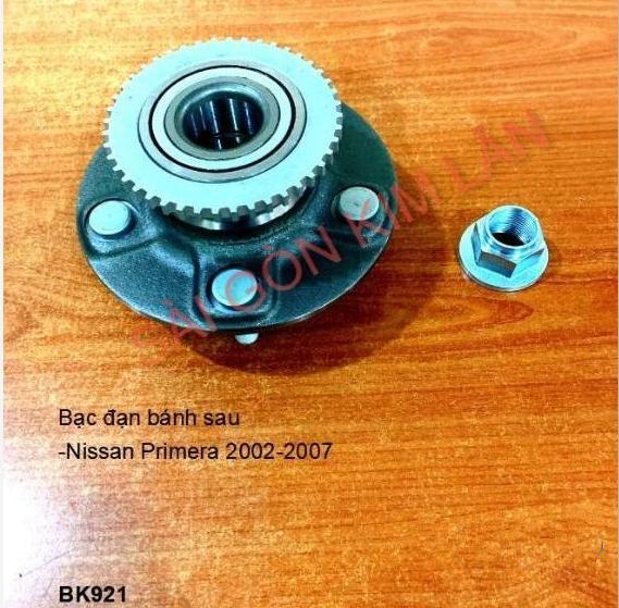 Bạc đạn bánh Nissan Primera 2002-2007