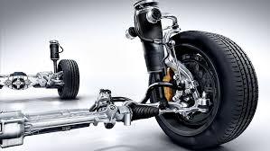 Hệ thống treo bằng khí nén của Mercedes