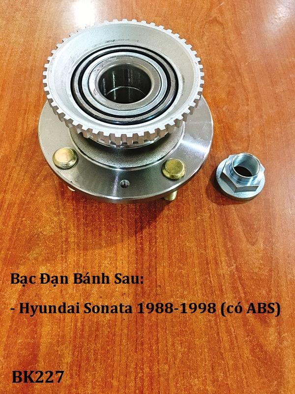 Bạc đạn bánh Hyundai Sonata 1988-1998 (có ABS)