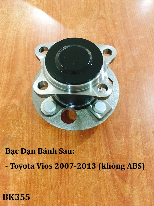 Bạc đạn bánh Toyota Vios 2007-2013 (không ABS)