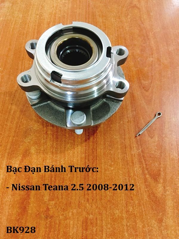 Bạc đạn bánh Nissan Teana 2.5 2008-2012