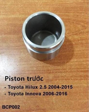 PISTON CÙM THẮNG Toyota Hilux 2.5 2004-2015