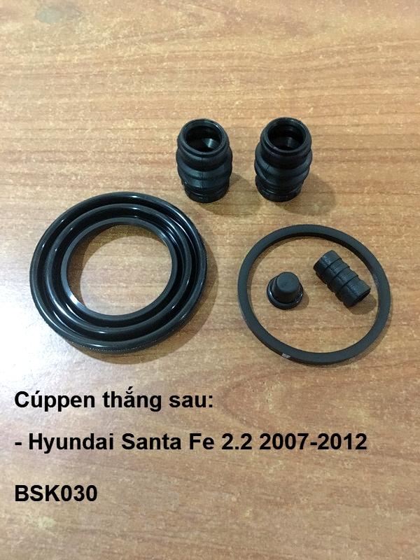CÚP-PEN THẮNG Hyundai Santa Fe 2.2 2007-2012