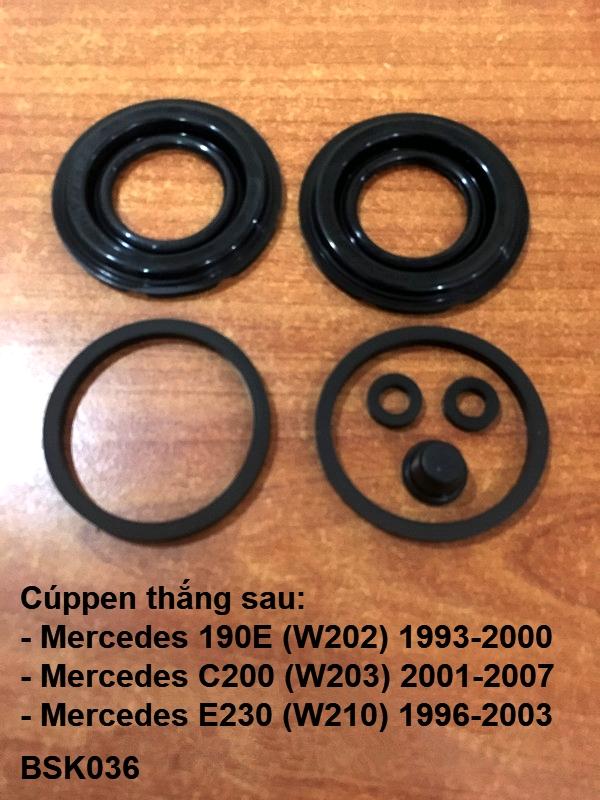CÚP-PEN THẮNG Mercedes C200 (W203) 2001-2007