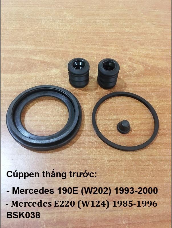 CÚP-PEN THẮNG TRƯỚC Mercedes E220 (W124) 1985-1996