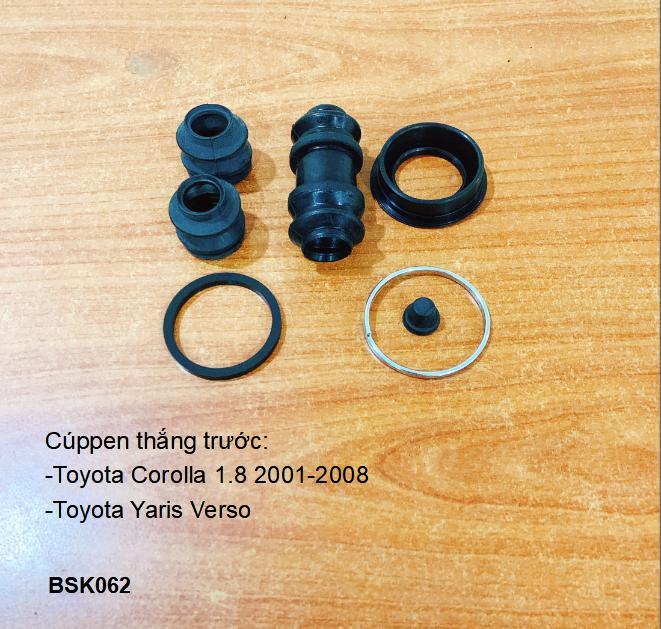 CÚP-PEN THẮNG Toyota Yaris Verso