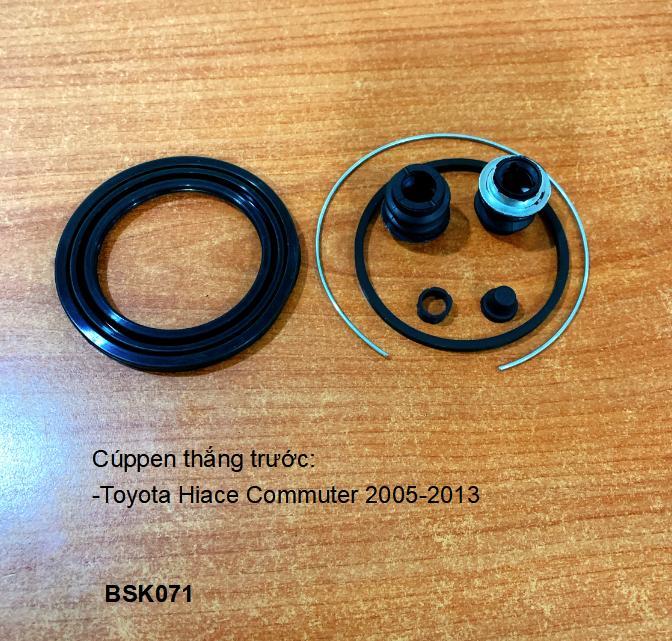 CÚP-PEN THẮNG Toyota Hiace Commuter 2005-2013