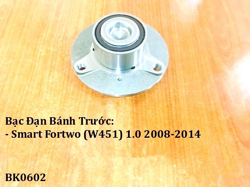 Bạc đạn bánh Smart Fortwo (W451) 1.0 2008-2014
