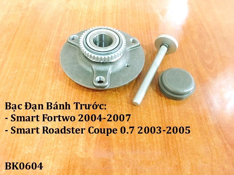 Bạc đạn bánh Smart Roadster Coupe 0.7 2003-2005