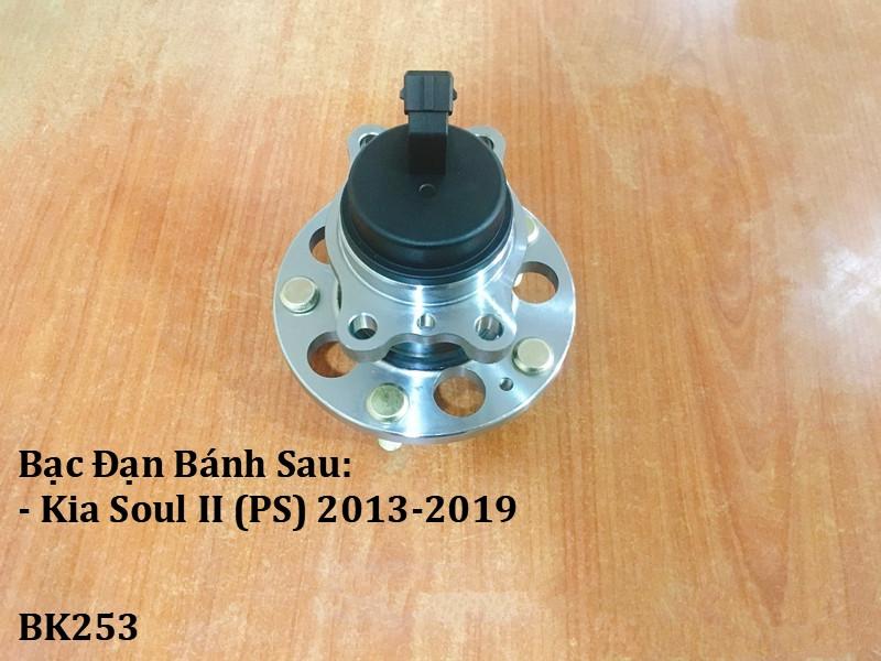 Bạc đạn bánh Kia Soul II (PS) 2013-2019